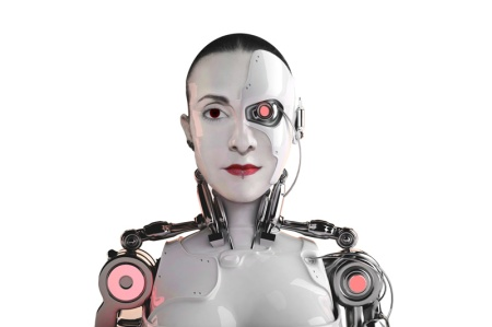 Cyborg, robolution