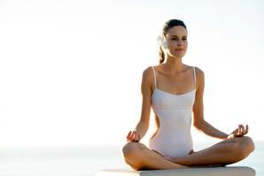 Position de méditation assise