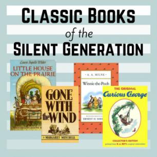Les livres classiques de la génération silencieuse