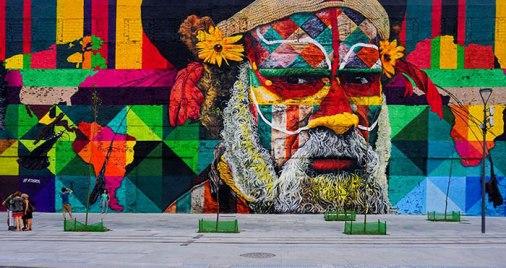 Street art en Australie