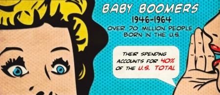 génération baby boomers