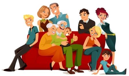 famille élargie