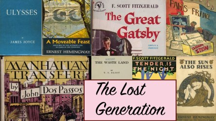 livres lost generation