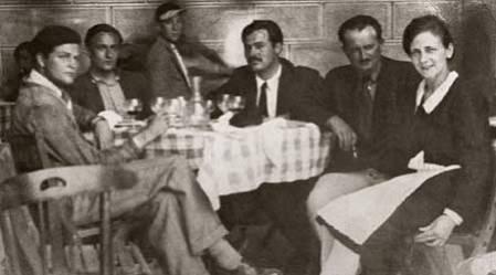 Hemingway et la génération perdue