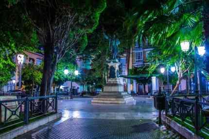 Place de la Candelaria Cadix