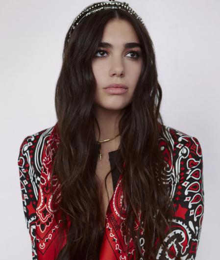 Dua Lipa, méga star de la pop internationale