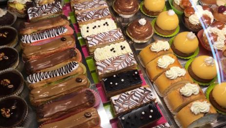 Gâteaux artisanaux