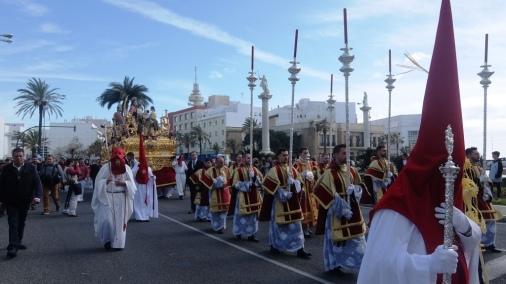Procession semaine sainte Cadix