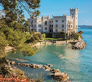 Chateau Miramar Trieste