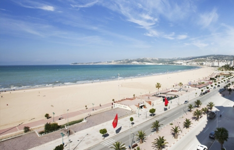 promenade Tanger