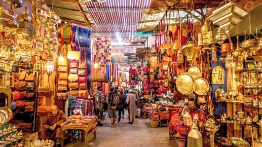 Grand souk Tanger